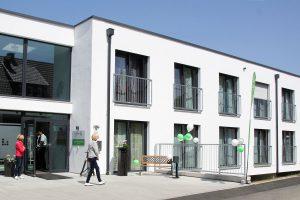 immocontec-Projekt: Behindertenwohnheim VIO33 der GsbW in Oberviechtach