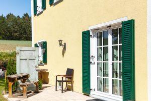 immocontec Referenz: Einfamilienwohnhaus mit Doppelgarage