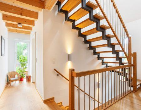 immocontec-Referenz: Zwei Einfamilienwohnhäuser im Vorort von Regensburg