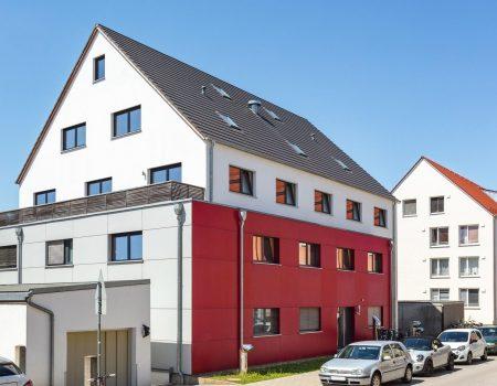 immocontec-Referenz: VIO2 Bruderwöhrdstraße in Regensburg