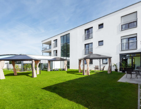 immocontec-Referenz: Soziales Wohnen – VIS2 in Schwandorf