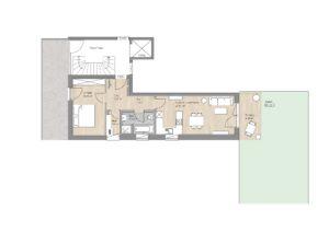 Wohnung 1 - Erdgeschoß