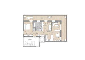 Wohnung 5 - Obergeschoß